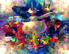 サマーウォーズ Summer Wars | fan art | theatrical trailer http://www.youtube.com/watch?v=ogz3UN8f8VE http://www.youtube.com/watch?v=5h0IMCezKYI
