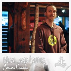 Meet Aaron Ash: Founder, Gorilla Food. Author, Chef. He'll be featured in the BC episode of Heal and Ignite Across Canada as one of our trusted experts.  Aaron Ash is synonymous with the brand Gorilla Food. Gorilla Food is a Vancouver-based raw vegan restaurant that launched all the way back in 2005, where Aaron also serves as the chef. Gorilla Food is also the name of the book Aaron published in 2012 – it is a guide towards living and eating raw, organic and vegan.