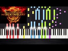 The Hanging Tree - IMPOSSIBLE REMIX - The Hunger Games Mockingjay - Piano (Synthesia) - YouTube