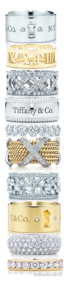 Tiffany OFF! Wedding rings tiffany and co silver jewelry 68 ideas Tiffany Et Co, Tiffany Blue, Tiffany Outlet, Glitter Make Up, Tiffany Jewelry, Tiffany Necklace, Bling Bling, Schmuck Design, Diamond Are A Girls Best Friend