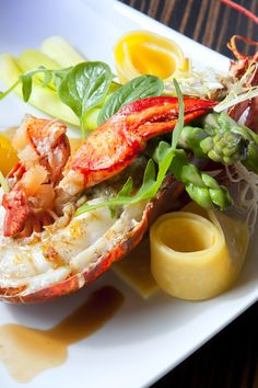 Grilled Lobster Tails°°