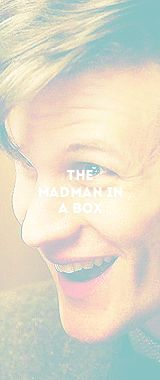 the madman in a box