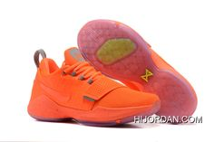 a5e33adbae0a Nike PG 1 Orange Men s Baketball Shoes