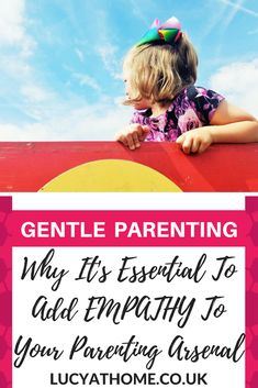 Why It's Essential To Add Empathy To Your Parenting Arsenal - empathetic people are trustworthy and get alongside others. That's why empathy is so important for parents. Read this post to find out how to use empathy in parenting Parenting Courses, Parenting Articles, Parenting Books, Grace Based Parenting, Gentle Parenting, Empathetic People, Letter To My Daughter, Positive Parenting Solutions, Positive Discipline