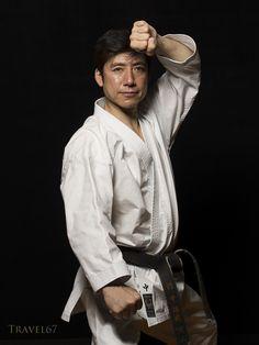 Tatsuya Naka 中 達也 Shotokan Karate 7th Dan, Kumite Champion