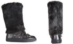 SOFFY  FAUX   FUR  COLD  WEATHER  WOMEN'S  BOOT INC International Concepts 5/6 #INCInternationalConcepts #Fur