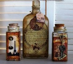 old bottles~love these