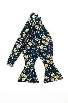 Pomp & Ceremony Men's Bow tie Liberty of London by pompandceremony, $55.00