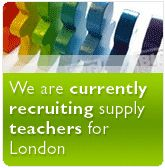 Apply for teaching jobs in London and throughout the UK