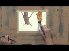 Watercolor artist Sterling Edwards shows you the difference between two watercolor techniques, charging and glazing.    To see more about this video and supplies used, visit Jerry's Artarama Free Art Lessons at http://www.jerrysartarama.com/art-lessons/Artists/Sterling-Edwards/Sterling-Edwards-Charging-vs.-Glazing.html
