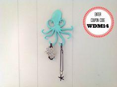 Octopus Wall Hanger