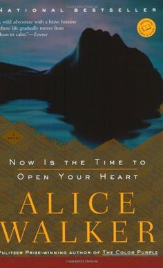 Now Is the Time to Open Your Heart: A Novel by Alice Walker http://www.amazon.com/dp/0812971396/ref=cm_sw_r_pi_dp_u7S7tb1NB2KDG