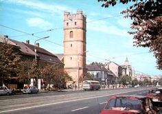 Hungarian postcard - Debrecen. Reformed Small Church (18-20th c.). Newly Added to Colnect. @ http://colnect.com/aff/da_1/postcards