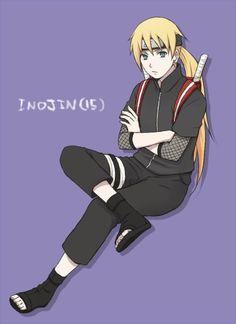 Inojin #Naruto
