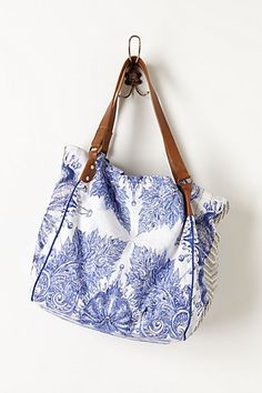 Fresco Tote #anthropologie