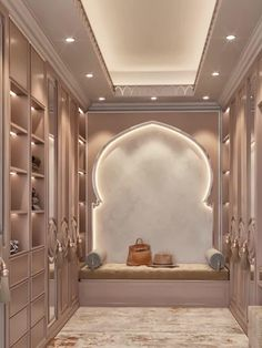 Modern Luxury Bedroom, Luxury Bedroom Design, Master Bedroom Interior, Bedroom Furniture Design, Luxurious Bedrooms, Interior Design Living Room, Living Room Designs, Home Stairs Design, Home Design