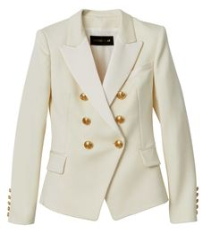 Balmain x H&M blazer, $129 Photo: H&M.