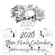 11 Best Moon phase calendar images in 2019 | Witchcraft