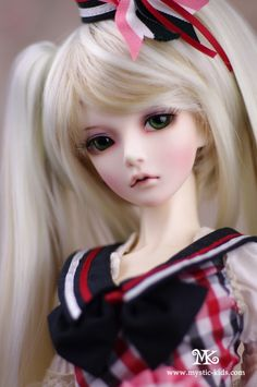 Miri, 58cm Mystic Kids Girl - BJD Dolls, Accessories - Alice's Collections