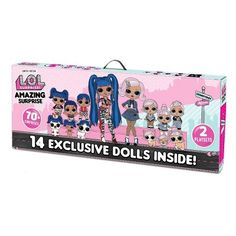 Amazing Surprise With 14 Dolls & Surprises : Target 8 Year Old Christmas Gifts, Toys For Girls, Kids Toys, Justice Toys, Kids Makeup, Lol Dolls, Barbie Dolls, Baby Alive, Pop Up Shops