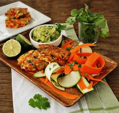 Multiply Delicious- The Food | Southwest Shrimp Cakes