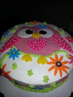 Cake de Buho