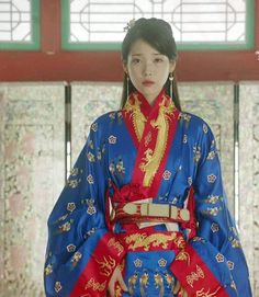 I love the wardrobe from Scarlet Heart Ryeo Korean Men, Korean Star, Korean Girl, Korean Traditional, Traditional Outfits, Korean Drama, Drama Korea, Iu Moon Lovers, Iu Hair