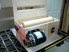 A Simple Stand For The Harbor Freight Portable Bandsaw
