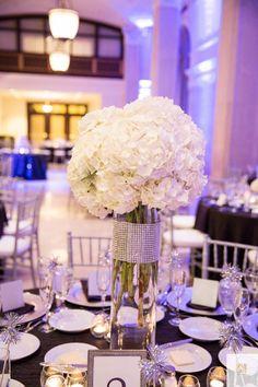 www.SistersFlowers.net , White-Klump Photography,  #NewYearsEve ,#wedding, #NYEwedding, #purpledresses, #purple, #dresses, #bouquets, #silver, #bling, #silverbling, #gardenroses, #hydrangea, #StMaryMagdalen, #renaissancegrand, #statler, #statlerballroom, #ballroom