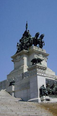 Monumento à Independencia do Brasil - São Paulo