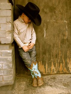 i will have myself a little cowboy :)