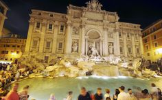 Trevi Fountain Browse through our gallery for the top things to do in Rome and find out the sights and attractions you must not miss in the city with Rough Guides.