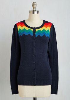 You Heard That Bright Cardigan | Mod Cloth