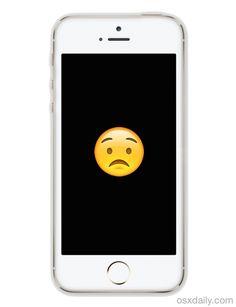 iPhone randomly turning off
