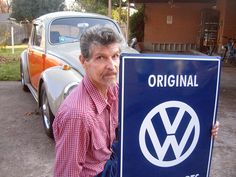 I'd like to take a moment to shine light on one of the greatest vintage Volkswagen enthusiast in our hobby today; Jay Sasler of Garland, Texas. His contributions to 1967beetle.com are enjoyed by readers all over the world. Also, his knowledge and years or experience with vintage Volkswagens is second to none.