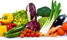 Cocinar verduras y hortalizas
