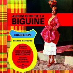 ORCHESTRE DE BIGUINE / ALBUM D'OR DE LA BIGUINE 66年録音。 アフロ・フレンチ・カリビアンのミックスを味わえる名盤。  グァドループ系ビギン、サックス & クラリネット奏者の ロベール・マヴーンズィの作品。 全部オシャレ!!現地のダンスパーティーでかかっているような セッション感もたっぷりの直結サウンド。  A1.Nous, Les Cuisinieres.
