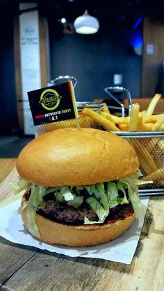 """""""Fatburger"""", Fatburger, Jakarta"""