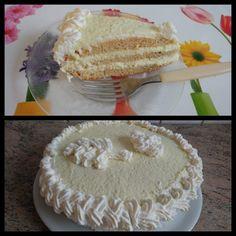 Habkönnyű kókuszkrémes torta - Dia-Wellness