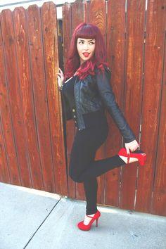 sara ashouri | Sara Ashouri Make-up Artist Blog on we heart it / visual bookmark ...