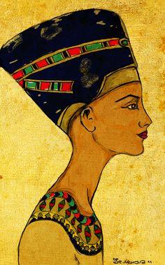 Nefertity 2 by ~persephona90 on deviantART