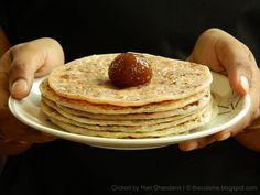 Indian Cuisine: Gummadikaya Bobbatlu ~ Pumpkin Poli Recipe