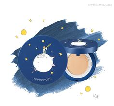 MISSHA SWISS PURE + Le Petit Prince Wet Powder Cream Pact SPF32 / PA++