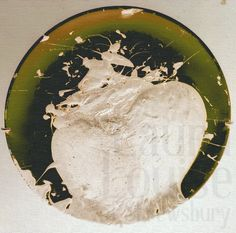Abstract Plate by LauLouShrew on Etsy, £1.00