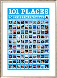 101 Places to See