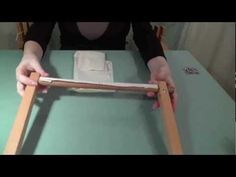 Framing up tutorial Sarah Homfray Tutorial Billiant