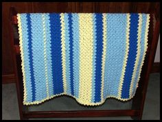 """Baby Bean Baby Blanket, 35"""" x 36"""", normally $60, on sale for $45."""