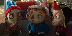 La mia vita da Zucchina - Trailer italiano del film in stop-motion di Claude Barras - Sw Tweens
