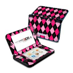 Nintendo 3DS XL Skin - Argyle Style by FP | DecalGirl