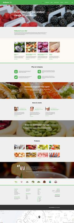 Food & Drink website inspirations at your coffee break? Browse for more Responsive JavaScript Animated #templates! // Regular price: $69 // Sources available: .HTML, .PSD #Food #Drink #Responsive #JavaScript #Animated